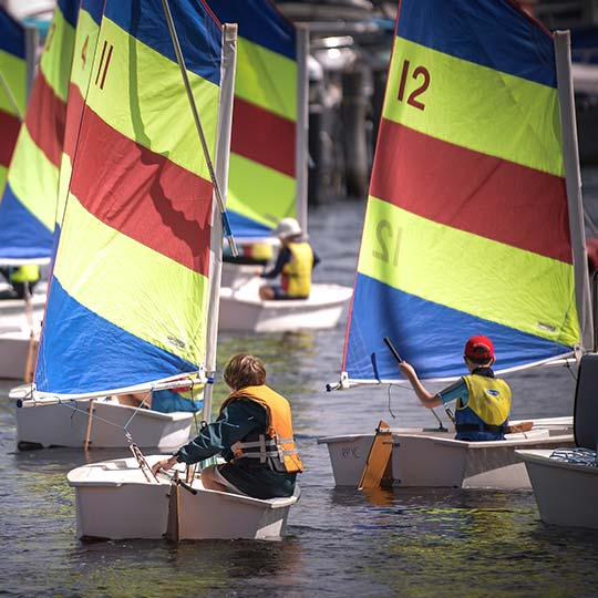 Dinghy Sailing Courses   Royal Perth Yacht Club