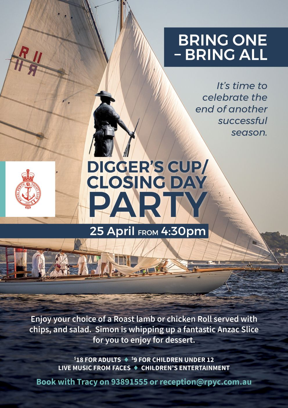 ITW April 2018 Diggers Cup