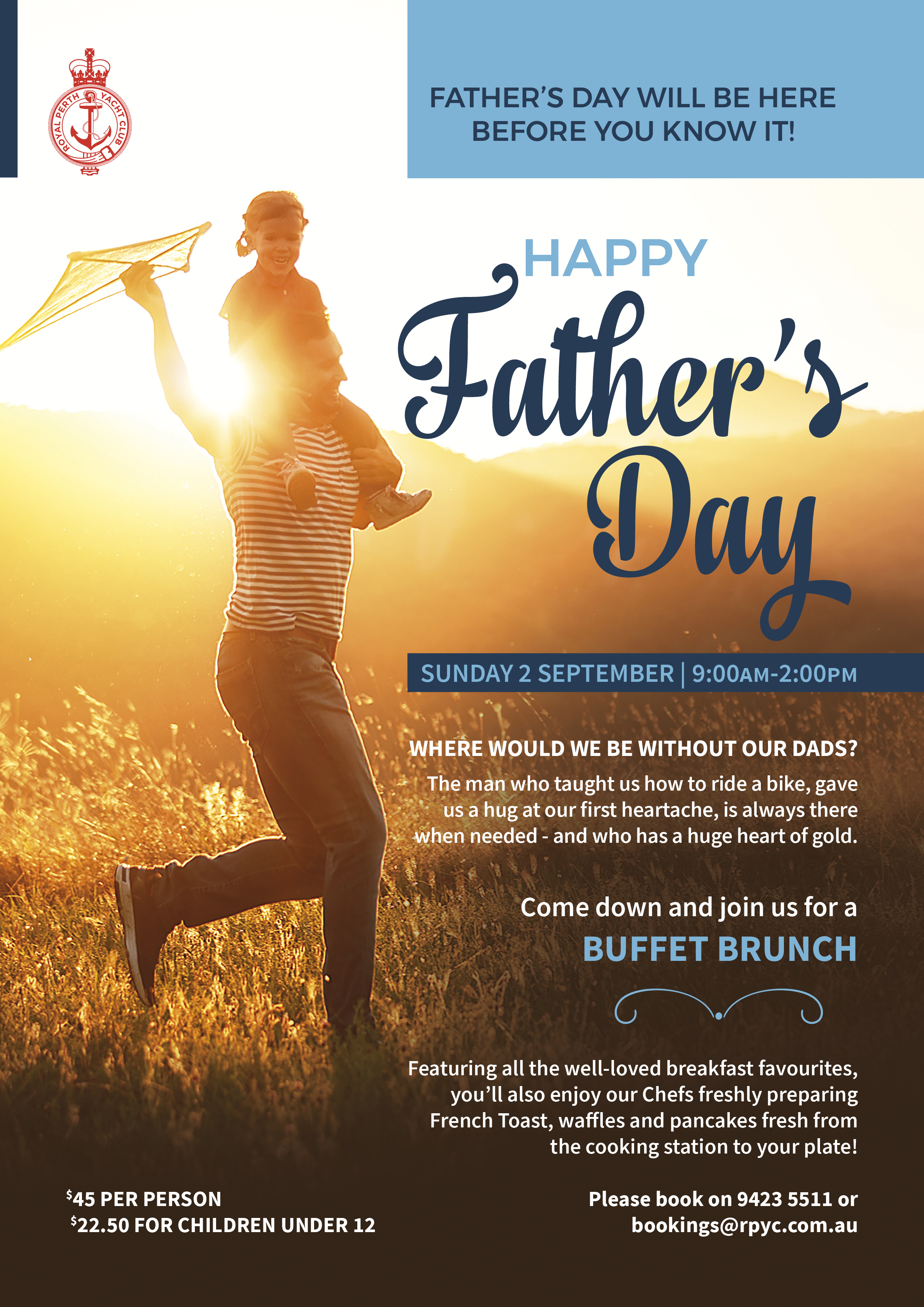 ITW July 2018 Fathers Day