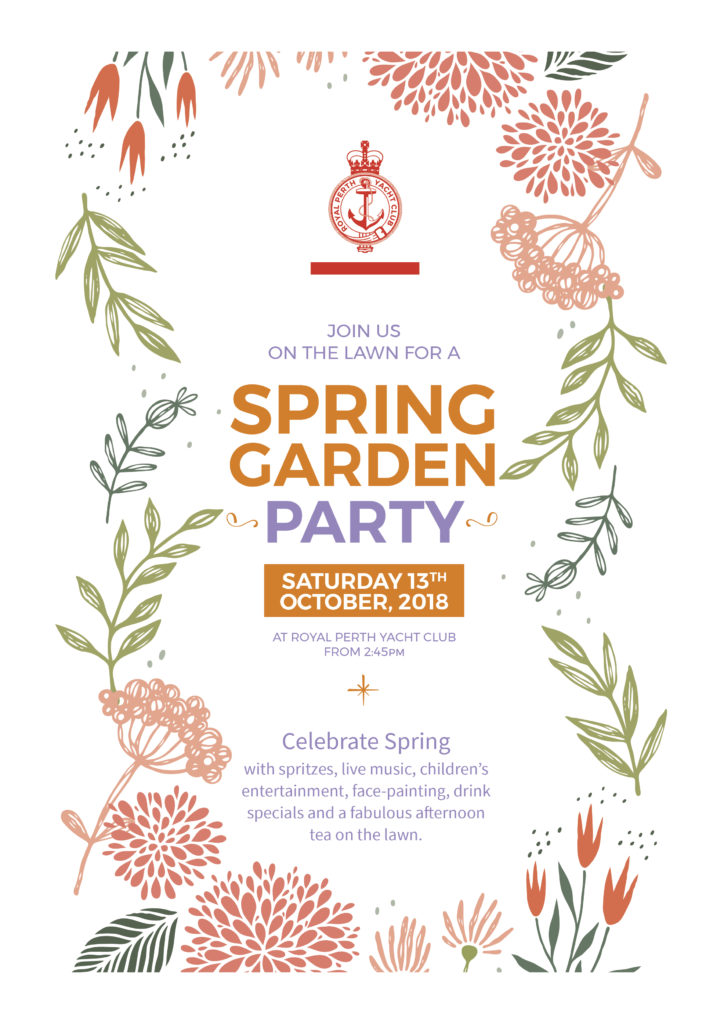 RPYC OpenDay Spring Garden Party 2018