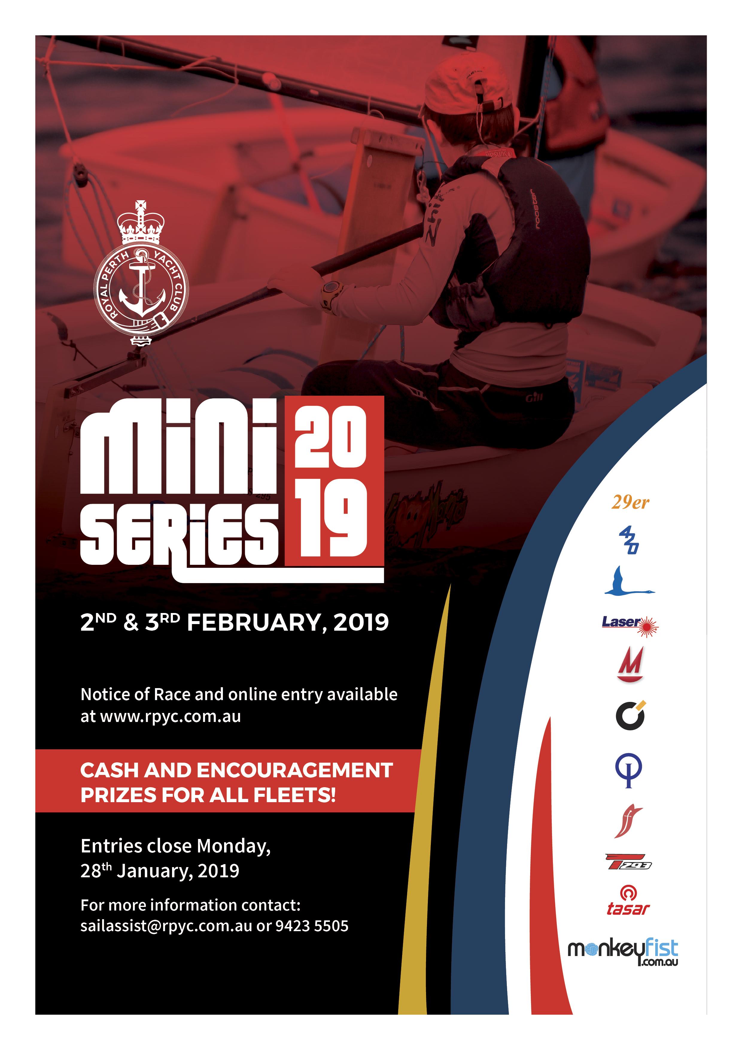ITW Dec 2018 Mini Series