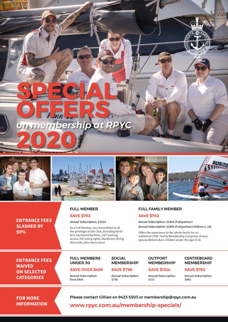 RPYC Membership Specials A4 03 2020