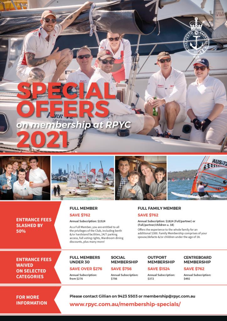 RPYC Membership Specials A4 03 2021