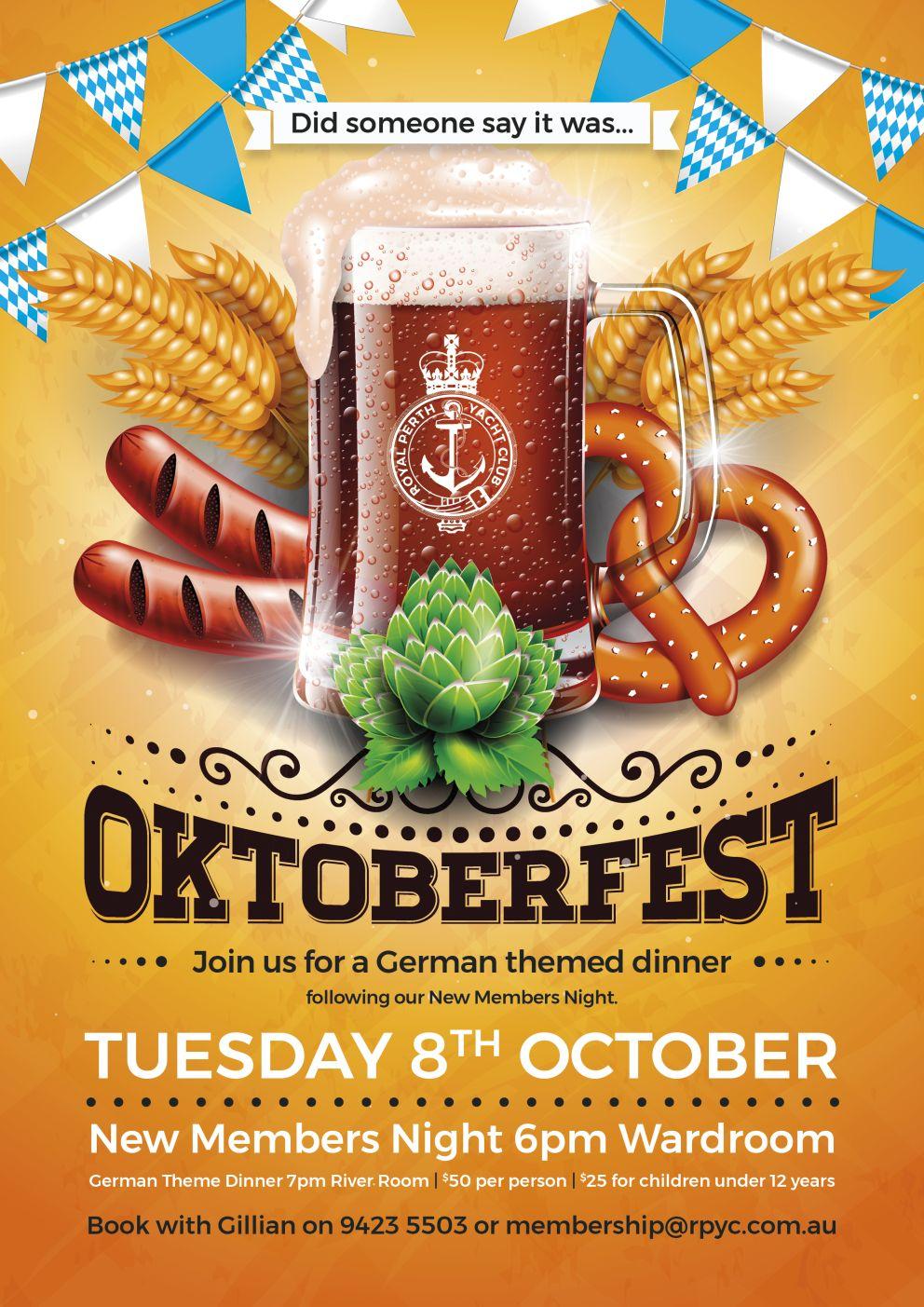 ITW Oct 2019 Oktoberfest