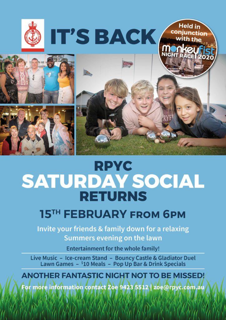 RPYC Saturday Social A4 01 2020 v2