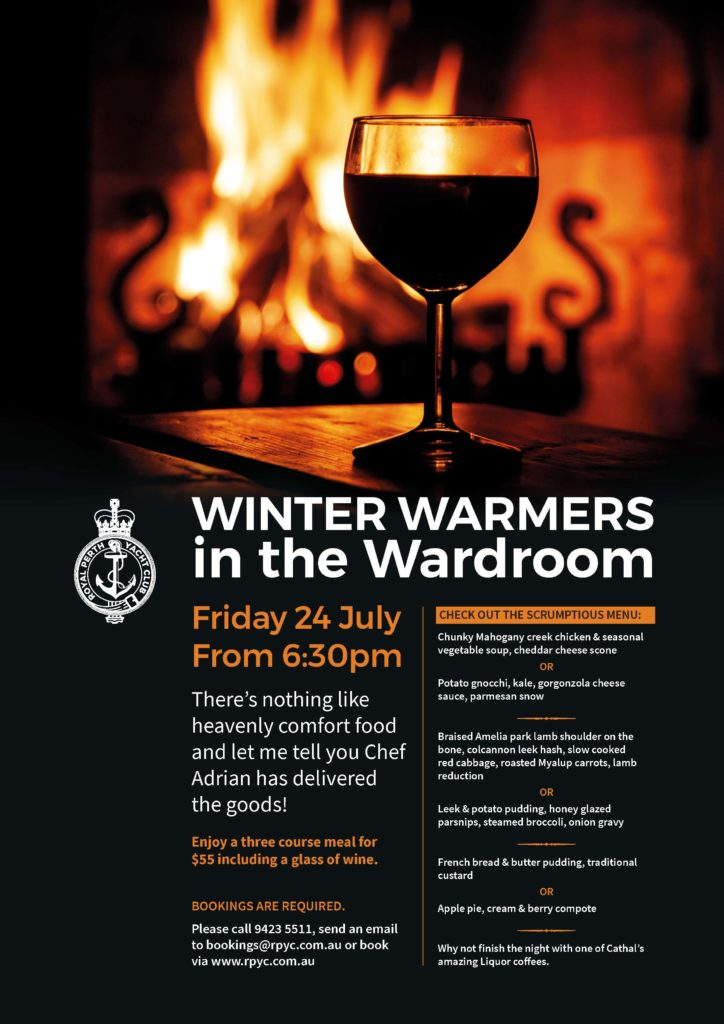 ITW July Winter Warmer