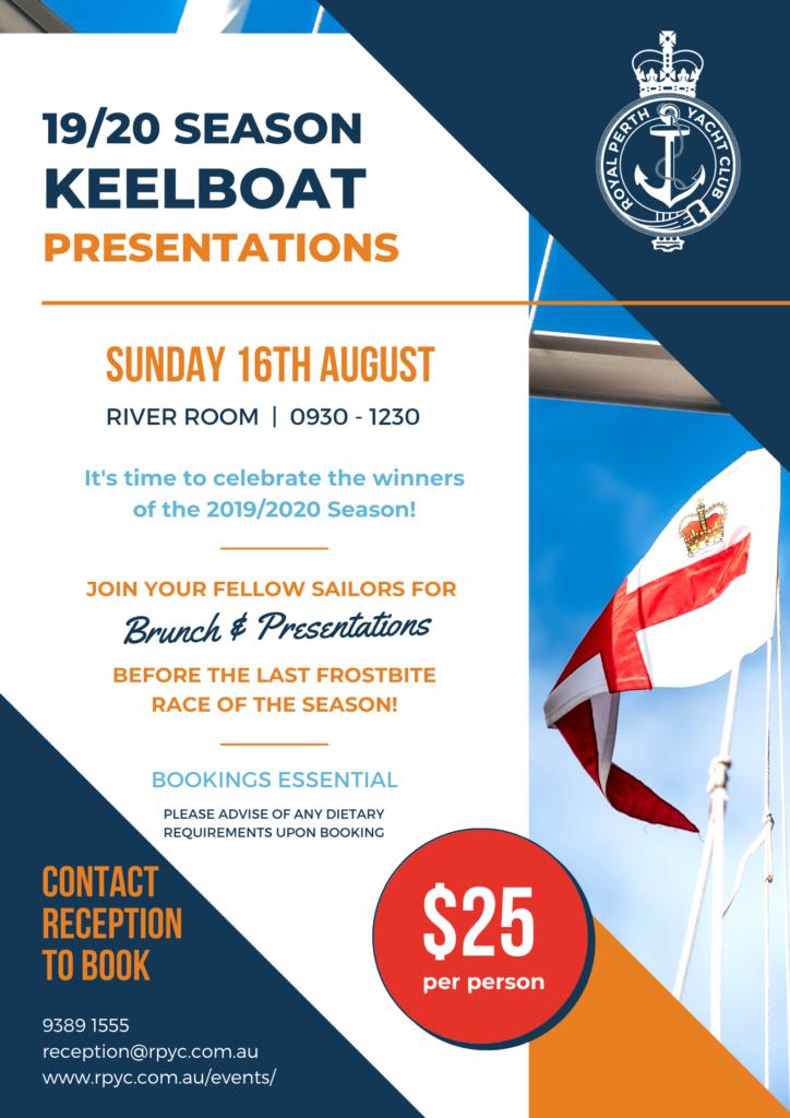 2020 keelboat brunch presentation
