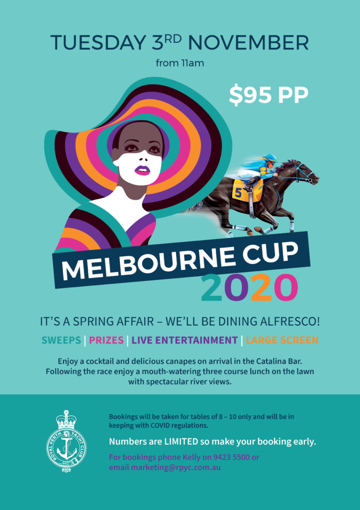 ITW October 2020 Melb Cup
