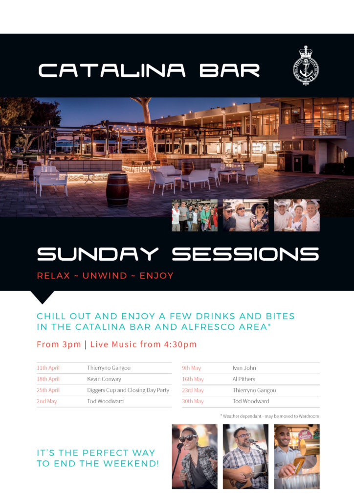 ITW April 2021 Sunday Sessions