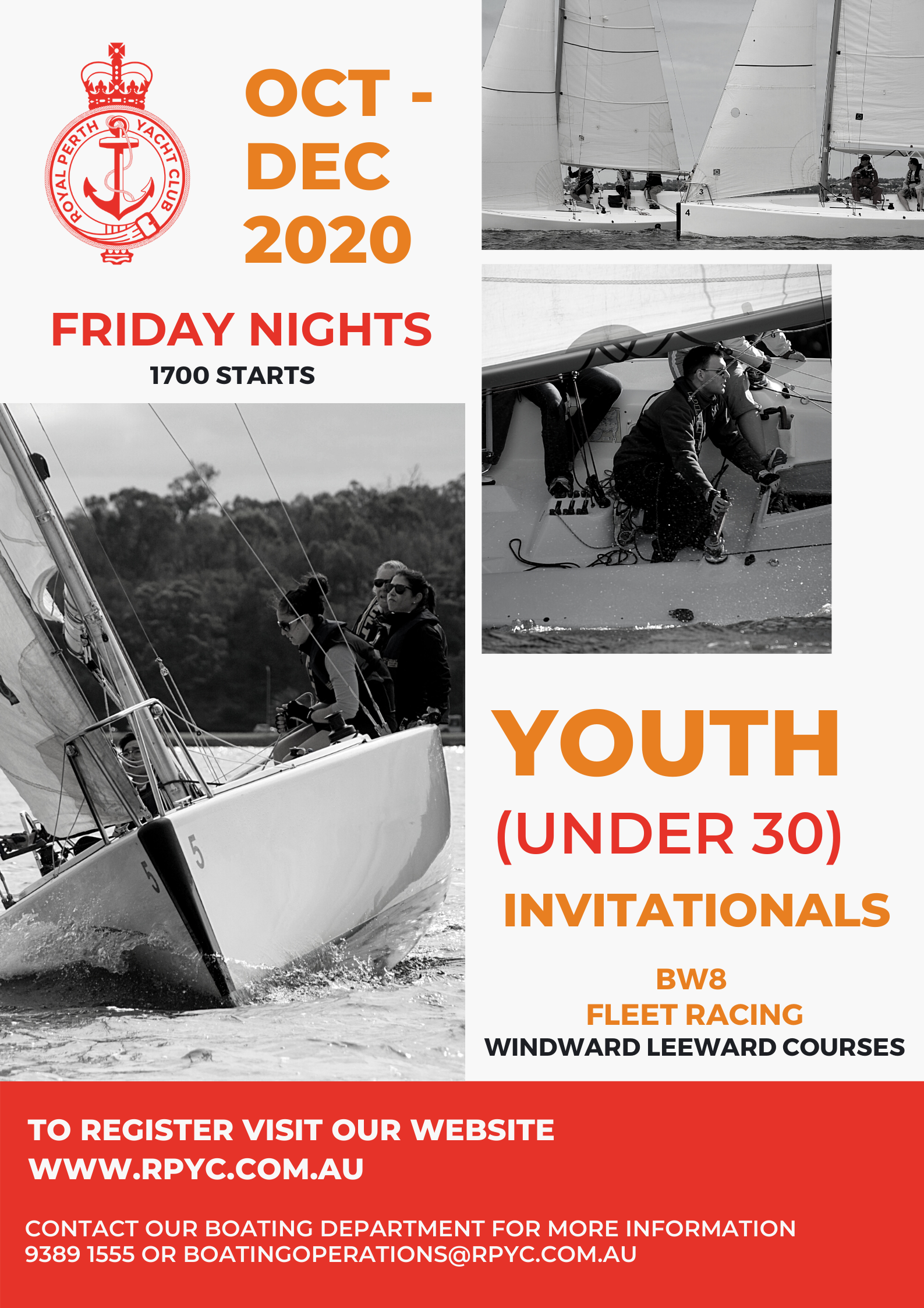 YOUTH INVITATIONALS